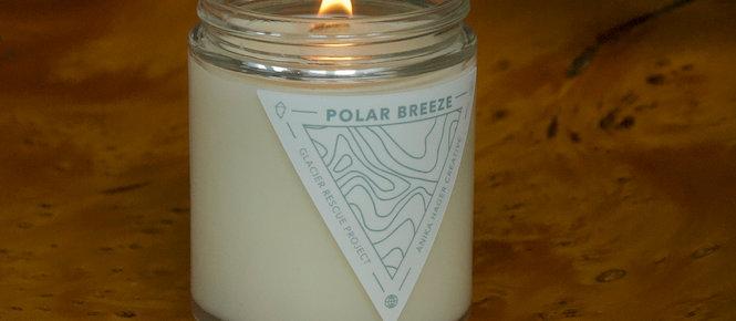 GRP x Anika Hager Polar Breeze Candle