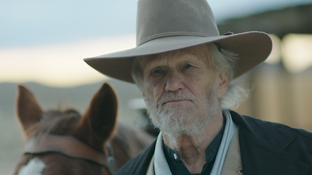 Kris Kristofferson in Traded Film