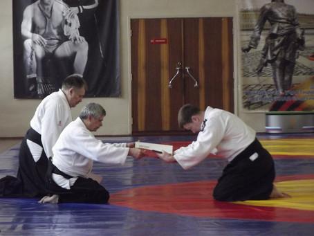 Про этикет в боевых искусствах