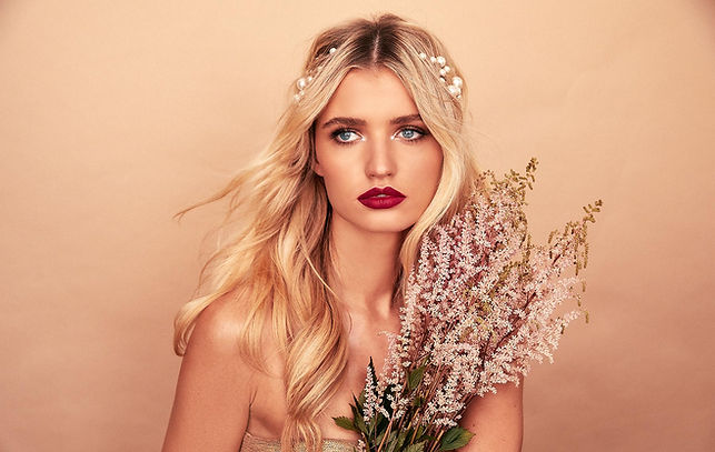 top level bridal hair and makeup