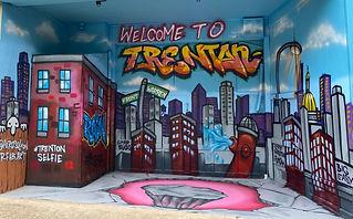 Trenton Selfie Station