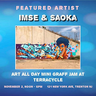 Graffiti art (LIVE!)