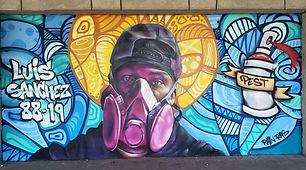 Murals on Front