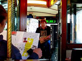 Trolley Tour - 4:30 pm
