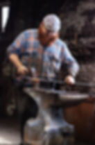 The Blacksmith of Trenton is probably the oldest continually operational business in Mercer County, established 1823.   The shop has barely changed in that time, and the blacksmiths use traditional techniques to fabricate and repair all kinds of metal for businesses and homes.