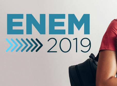 Simulado ENEM 2019 - FSDB