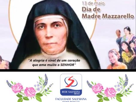 13 de Maio - Dia de Madre Mazzarello