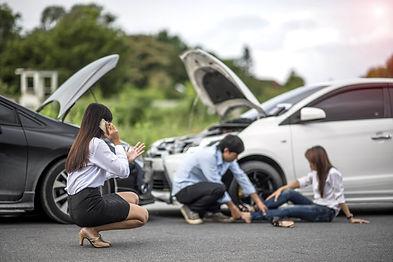Harrisonburg Car Accident Lawyer