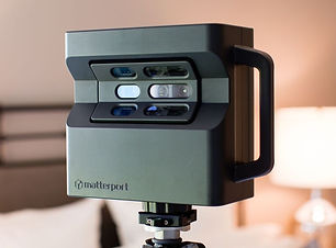 Matterport 3D Scanning in Mojave, CA