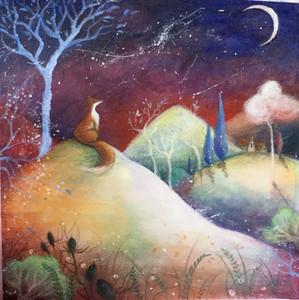 Oil Painting - Angelia Yingge Xu