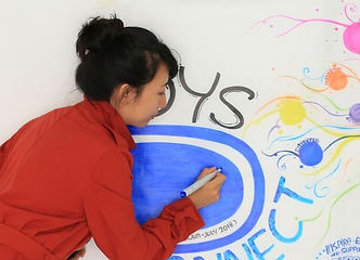 Graphic Recording/ Visual Facilitation - Angelia Yingge Xu