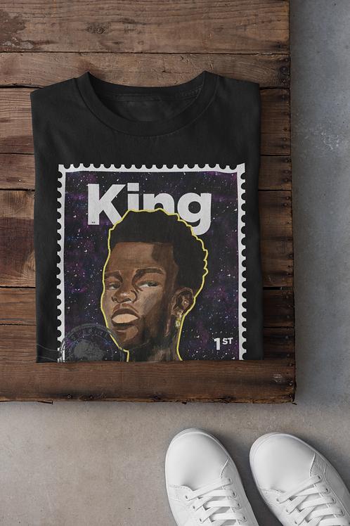 Black King T Shirt