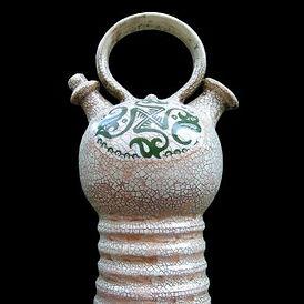 Владимир Запольский керамика