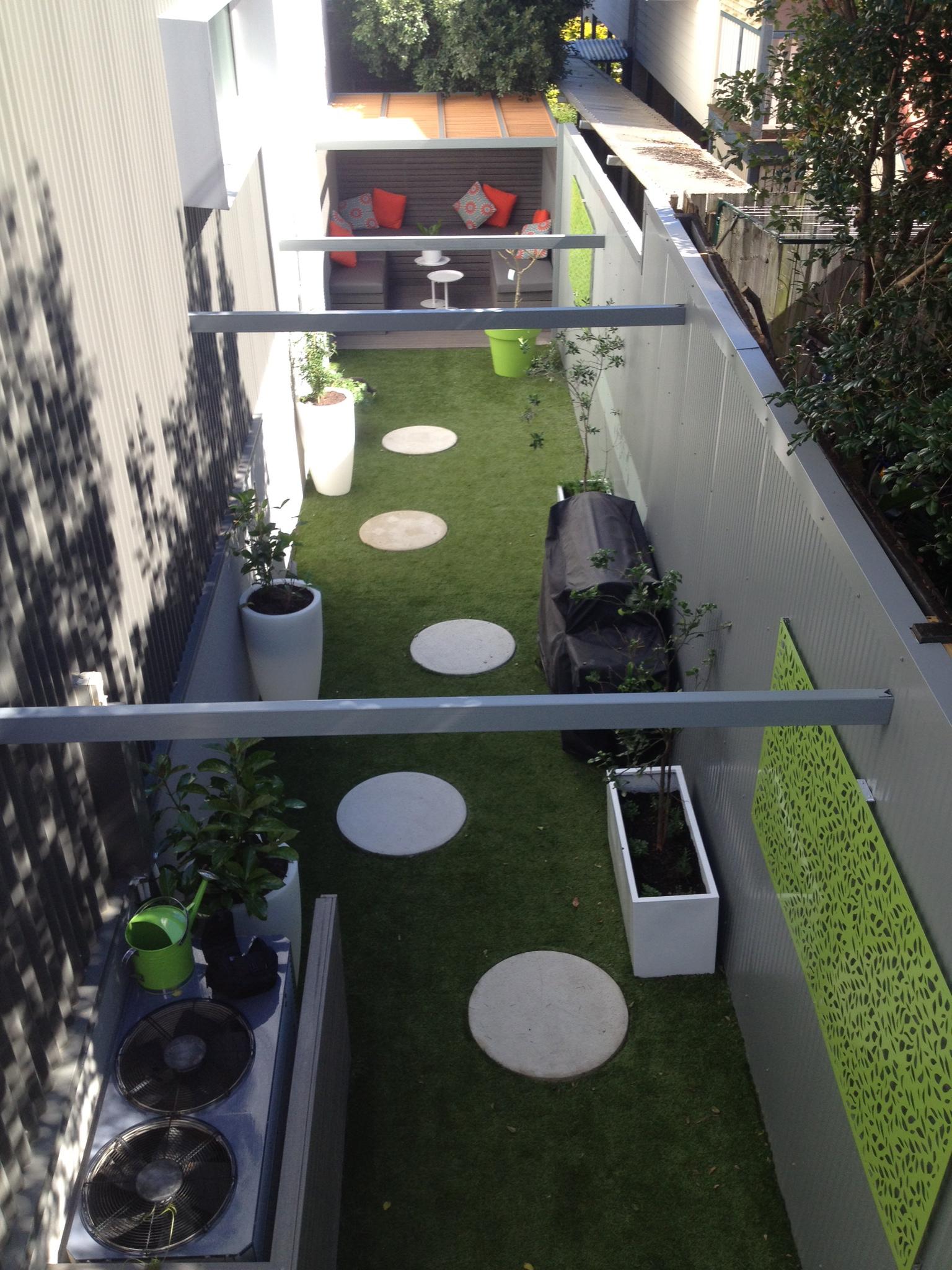 Finished Garden Renovation