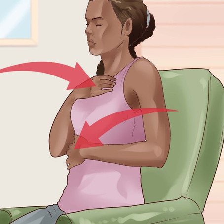 Exercice de respiration abdominale : une technique de relaxation efficace