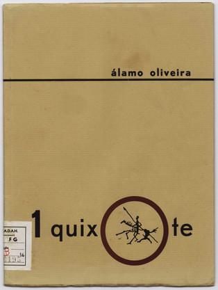 Um quixote [texto policopiado] / Álamo Oliveira. - Angra do Heroísmo : A. Oliveira, 1973. - 14 f. ; 23 cm. - Na capa: 1 quixote. - Mimeografado.