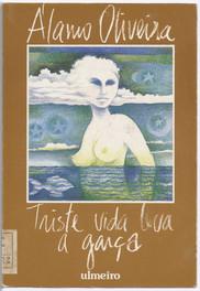 """Triste vida leva a garça / Álamo Oliveira. - 1.ª ed. - Lisboa : Ulmeiro, 1984. - 253, [1] p ; 21 cm. - (Imagem do Corpo ; 17). - Contém: """"Áfrika-mim e outras raízes"""" (1967-1969); """"Pão verde""""; """"Poemas de desamor""""; """"Fábulas""""; """"Os quinze misteriosos mistérios""""; """"Cantar o corpo""""; """"Eu fui ao Pico piquei-me""""."""
