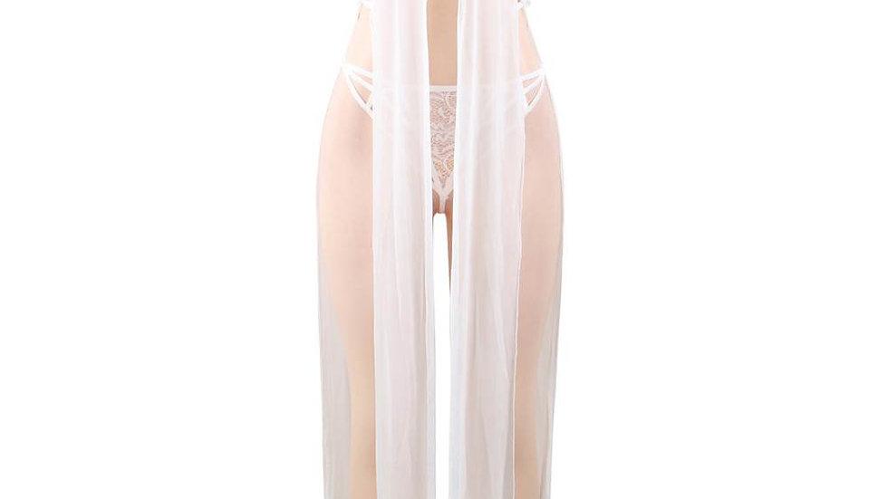 White Ecstasy Gown