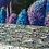 "Thumbnail: BRILLIANT NIGHT 24"" x 49"""