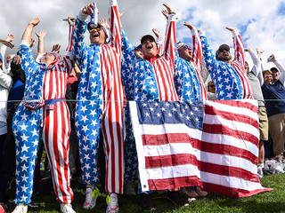 Tour Confidential: Are American golf fans out of control?