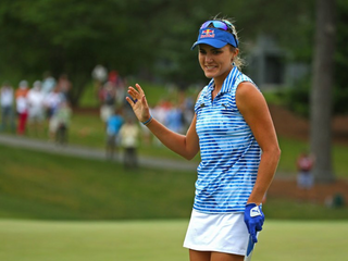Lexi Thompson defies demons, wins Kingsmill Championship in dominant fashion