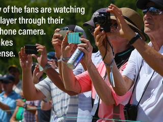 Fans' Boorish Behavior Doesn't Belong