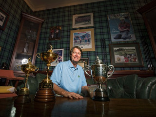 Paul Azinger officially joins NBC/Golf Channel to take over for Johnny Miller