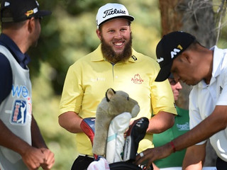 "Andrew ""Beef"" Johnston earns his PGA Tour card on National Cheeseburger Day"