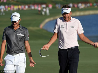 Ian Poulter blasts back at Brandel Chamblee after accusation he did not try to win Players Champions