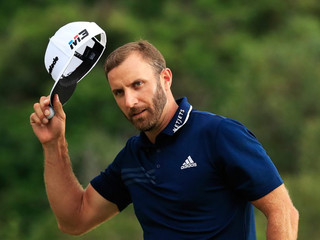 Bad memory makes Dustin Johnson a golf king.