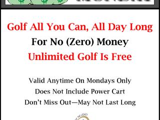 Check Out No Money Monday