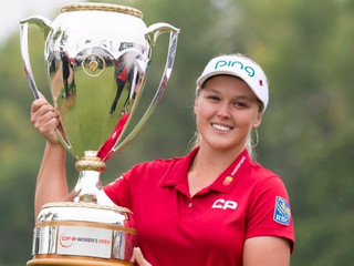 National title drives Brooke Henderson into Canadian golf lore