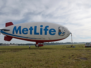 """Why you won't be seeing the MetLife """"Snoopy"""" blimps at PGA Tour events anymore"""