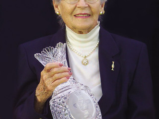 Louise Solheim, who gave Ping's iconic putter the name Anser, has died