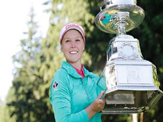Brooke Henderson Beats Lydia Ko in Playoff to Capture First Major Title