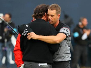 INSTANT CLASSIC: STENSON AND MICKELSON'S DUEL DIFFICULT TO TOP!