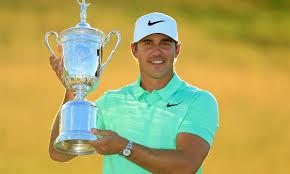 Brooks Koepka, US Open Champion.