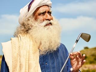 Attain Golf Enlightenment: Meet The Real Guru Of Golf