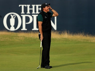 Where Does Phil Mickleson's Near-Miss 63 Stand in Major History?
