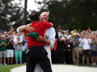 Masters 2019: Tiger Woods caddie Joe LaCava on the advice he gave on the first tee, and nine others