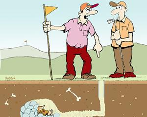 Readers' Craziest Golf Stories