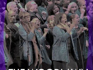 Announcing the Woodlawn Community Gospel Choir