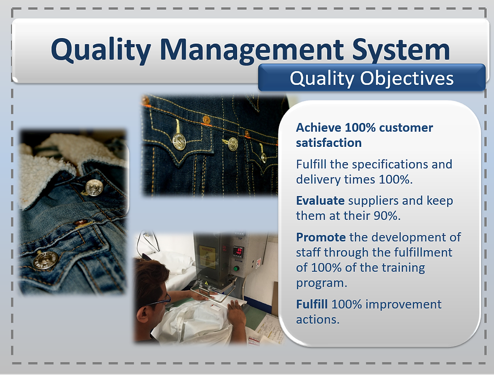 Qualtiy Management System - objectives.p