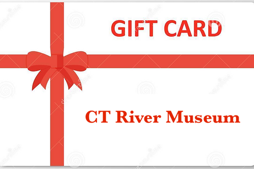 Give the gift of CT River Museum (adult tickets) value $12