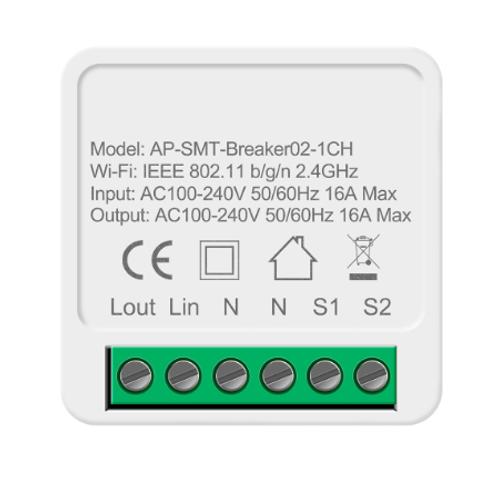 MINI WiFi Smart DIY Switch