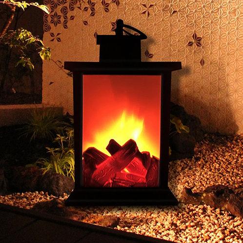 Simulation Flame Lamp
