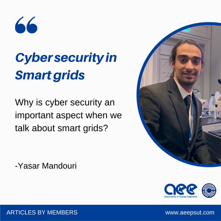 Cyber security in Smart Grids