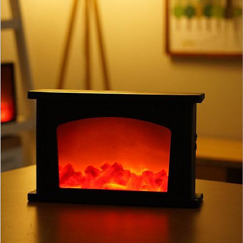 House Flame Lamp