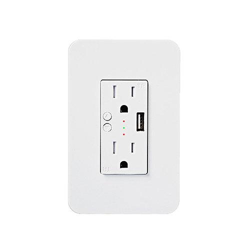 US Smart Wifi Wall Socket