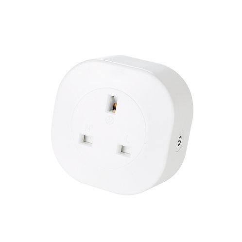 UK Round Smart Plug